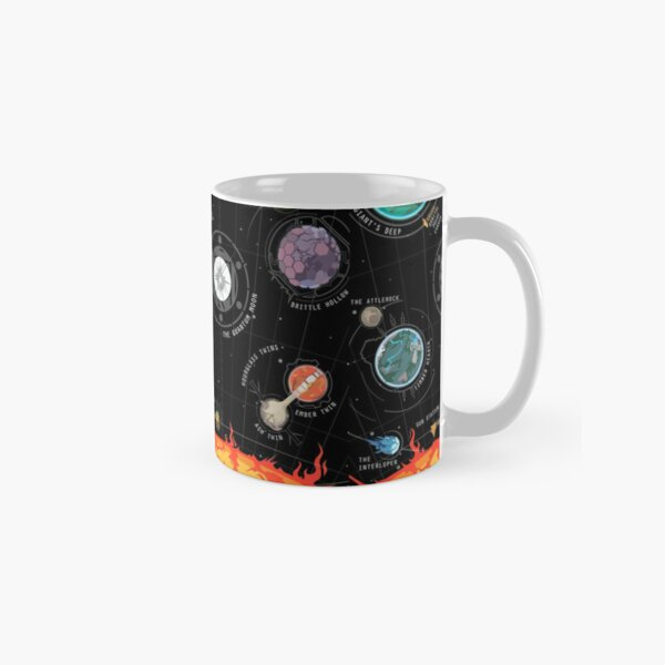 Outer Wilds System Classic Mug
