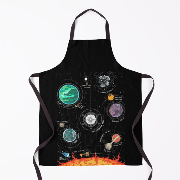 Outer Wilds System Apron