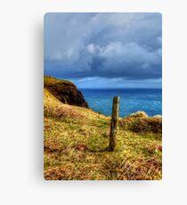 Isle of Skye Coastline Canvas Print