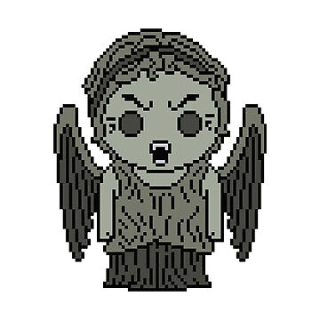 Weeping Angel by BandKids4Life