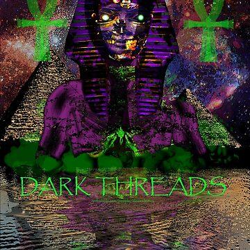 Psychedelic Pharaoh by AlexanderFox