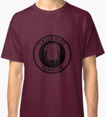 Trilobite Fancier (black on light) Classic T-Shirt
