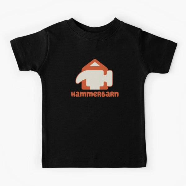 Hammerbarn from Bluey Kids T-Shirt