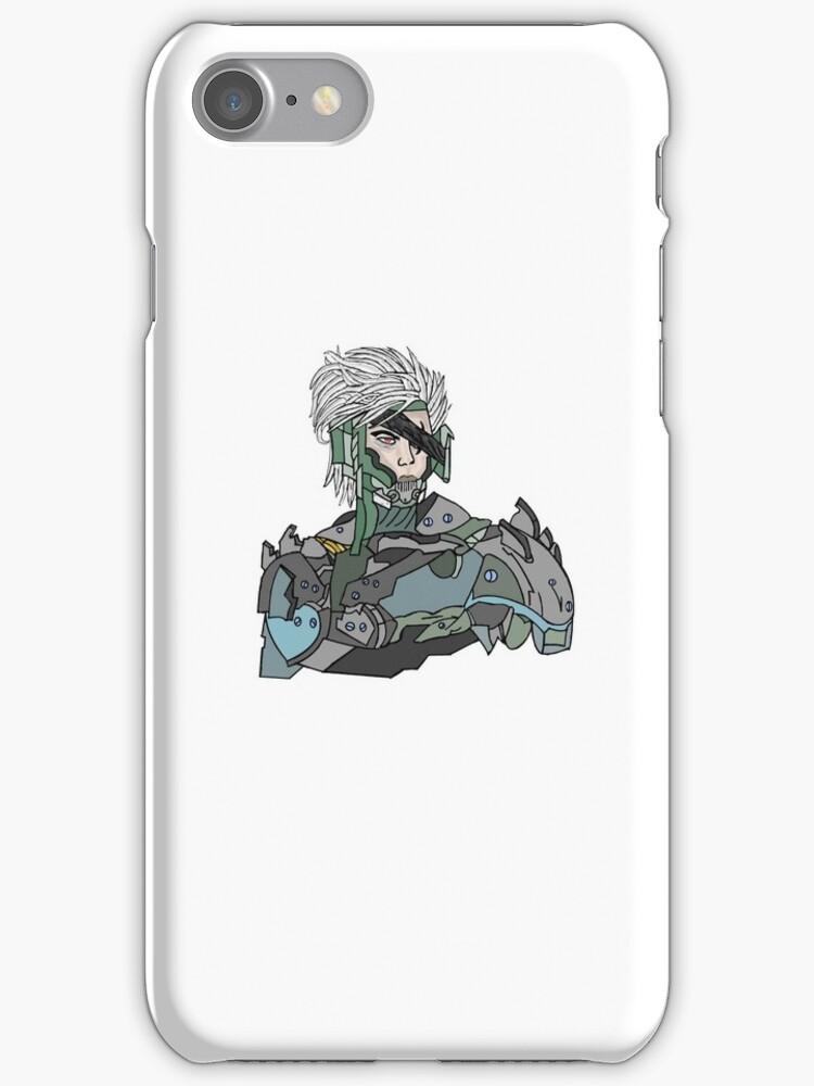Raiden for your phone by RekiCsaba