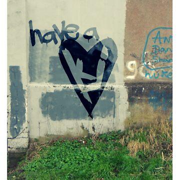 Have A Heart Poster by KevinJamesHarte