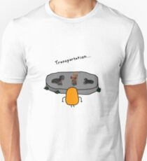 Kevin: Transportation... Unisex T-Shirt