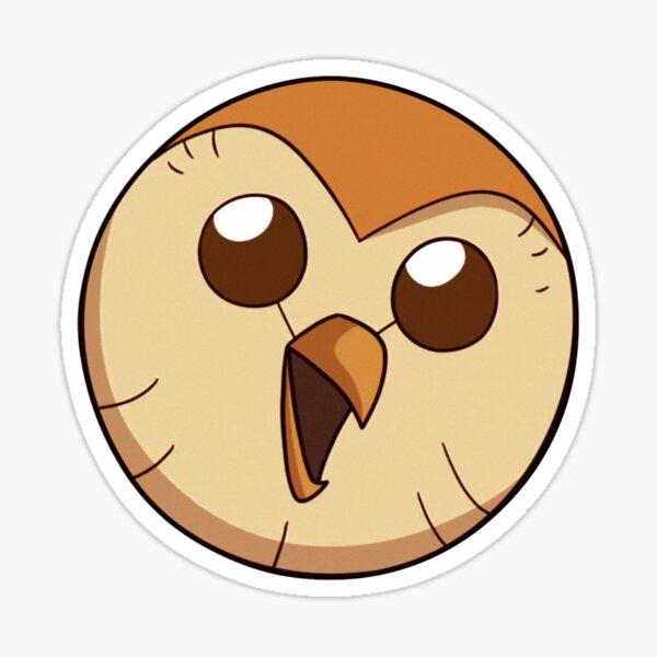 Hooty The Owl House Sticker