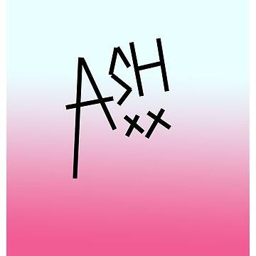 ash xx by harrypens