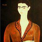 Frida Khalo - i-pad case by Shulie1