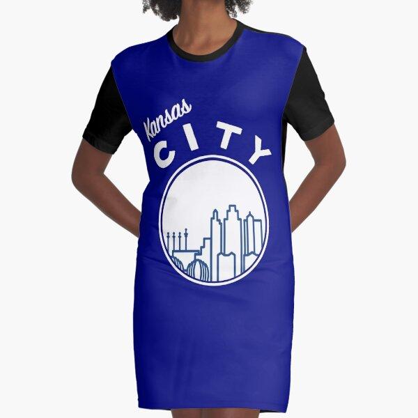 Kansas City Royals Baseball | The City Graphic T-Shirt Dress