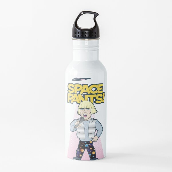 Space Pants Water Bottle