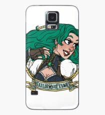 sailor neptune Case/Skin for Samsung Galaxy