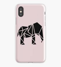 Cool Cut Elephant iPhone Case/Skin