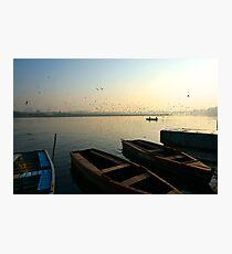 Yamuna River Photographic Print