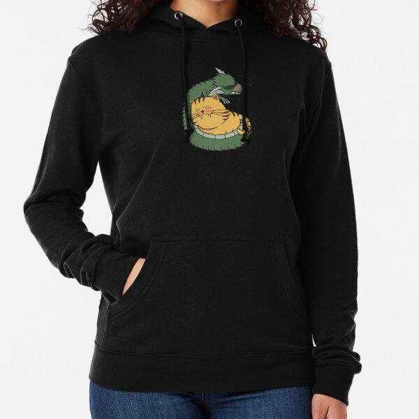 Taradora Dragón y Tigre Sudadera ligera con capucha