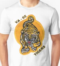 VA-65 Tigers Patch Unisex T-Shirt