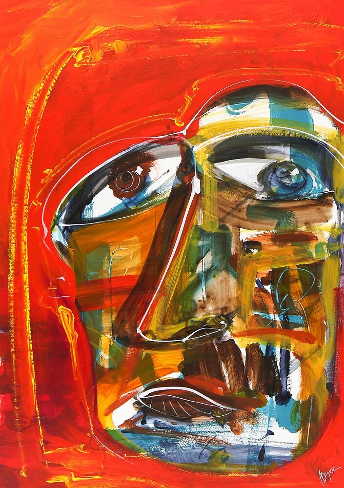the self [3] by Adam Bogusz