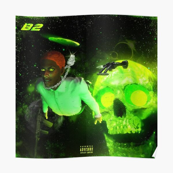 Bawskee 2 Comethazine  Poster