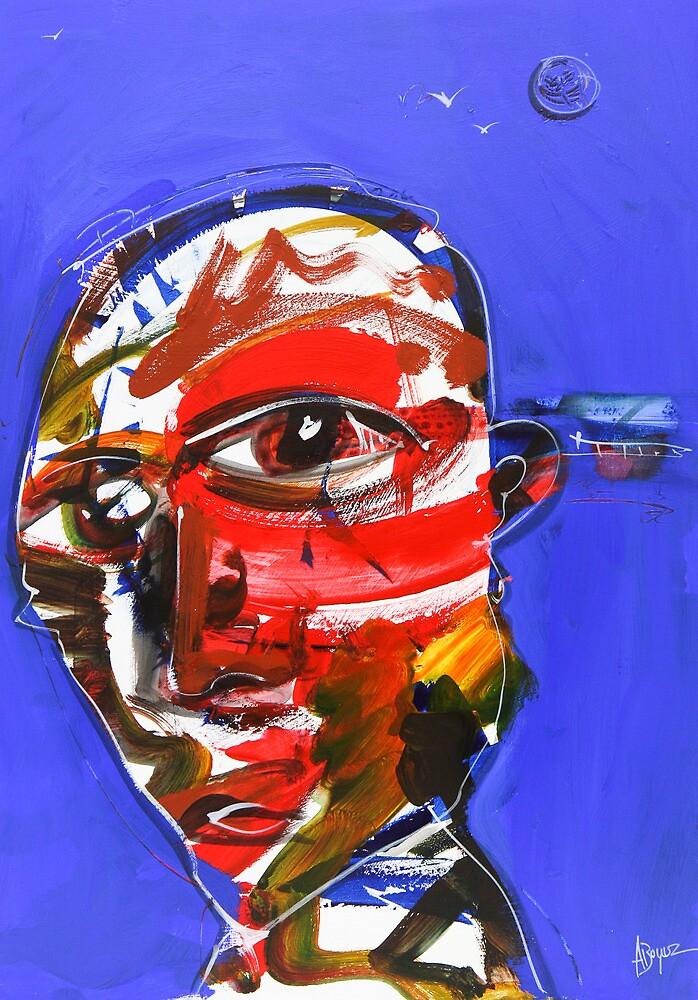 the self [1] by Adam Bogusz