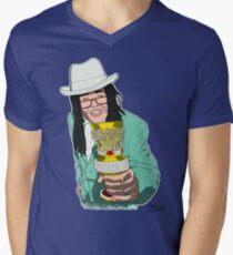 Lil' John Mulaney Mens V-Neck T-Shirt