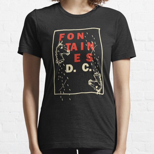 Onedos FONTAINES Show D-C- American DC Tour 2020 Essential T-Shirt