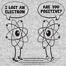 I lost and electron by adiruhendi