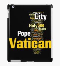 Religion iPad Case/Skin
