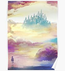 City in the Sky Poster