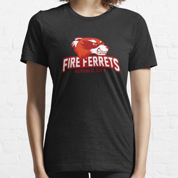 Republic City Fire Ferrets Essential T-Shirt