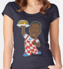 Bob's Big Boi Women's Fitted Scoop T-Shirt