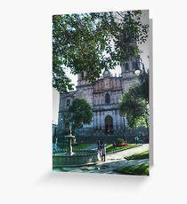 ©MS Down Town Morelia II Lumia Card Greeting Card