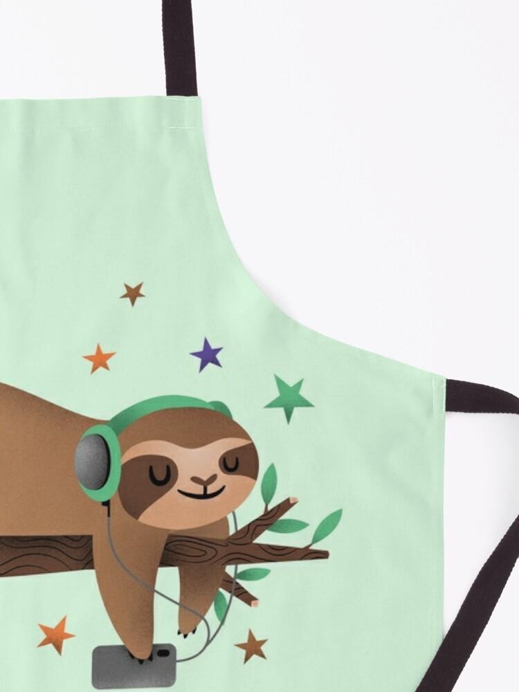 Alternate view of Sleep Sloth Apron