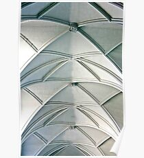 Sacristy Arches Poster