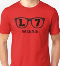 L 7 Weenie Slim Fit T-Shirt