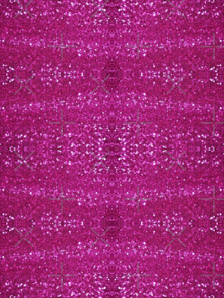 pink sequins by gossiprag