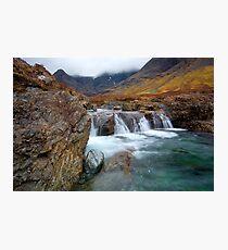 The Fairy Pools Photographic Print