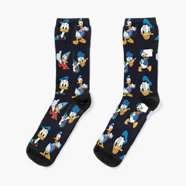 Donald duck Socks