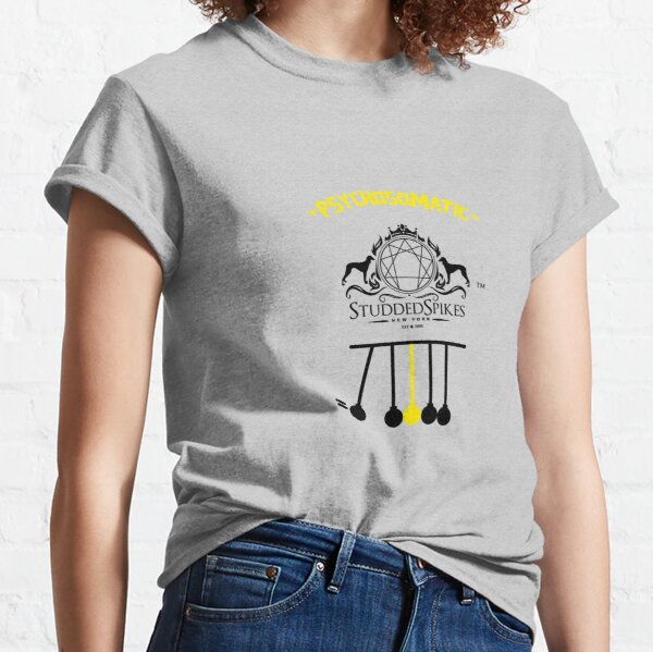 Studdedspikes by Djamee™ Psychosomatic Awareness Classic T-Shirt