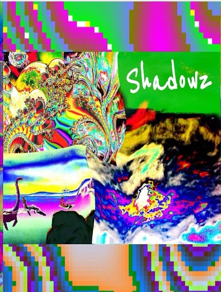 No Shadowz To Speak Of by Chris-Slyder  Apparel-White