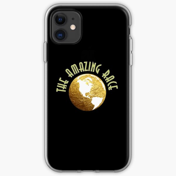 The amazing race classic t-shirt  iPhone Soft Case