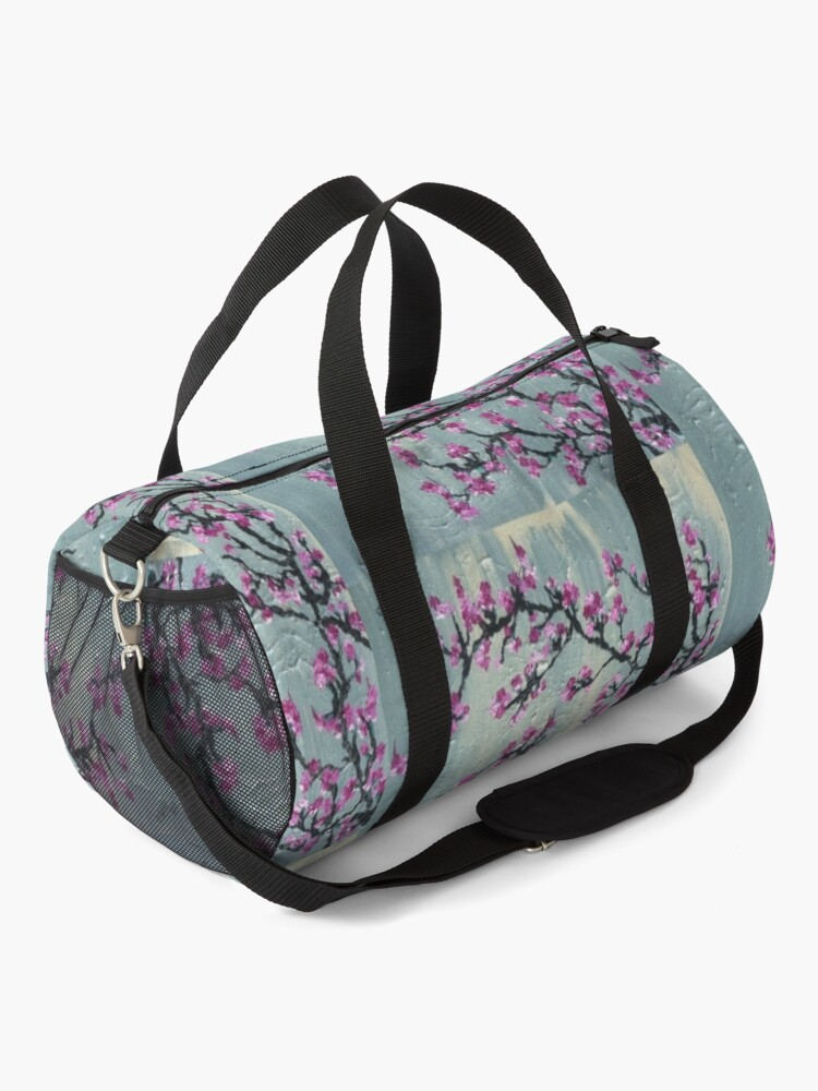 Alternate view of A Touch Of Spring Duffle Bag