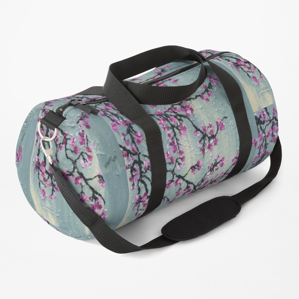 A Touch Of Spring Duffle Bag