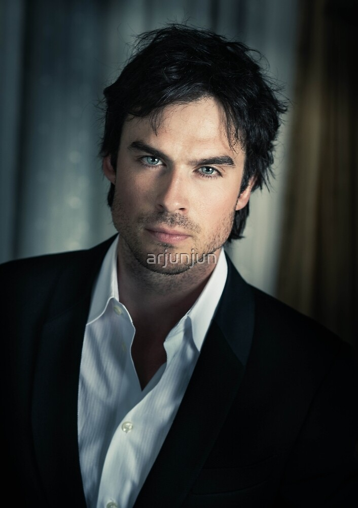 Ian Somerhalder by arjunjun