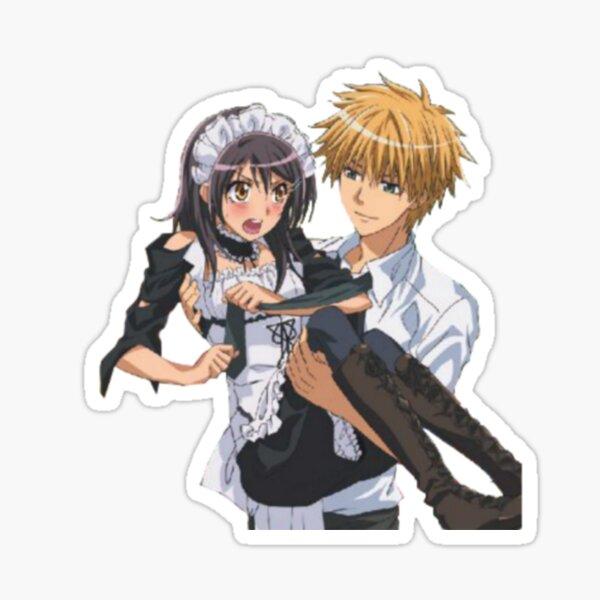 maid sama  anime. Sticker