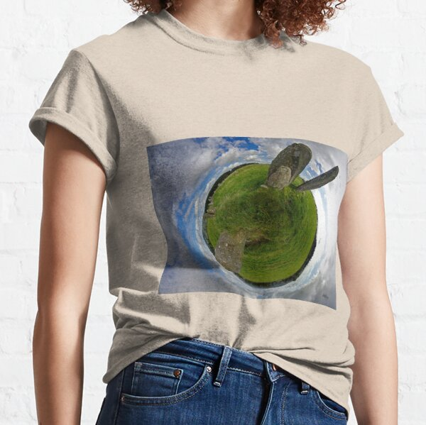 Beltany Stone Circle, Donegal Classic T-Shirt