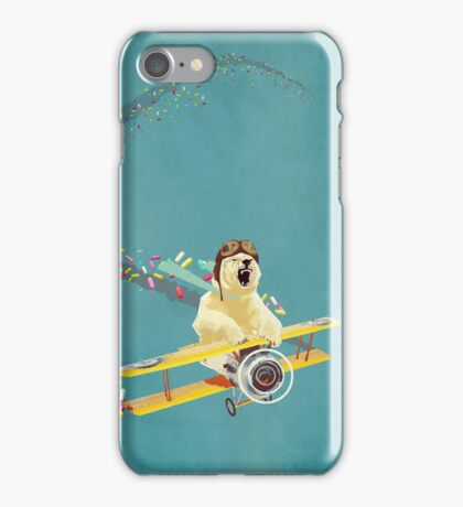Bear likes Candy iPhone Case/Skin