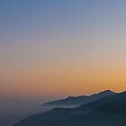 Sunrise over Sai Kung, Hong Kong by Dean Bailey