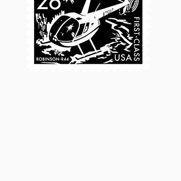 R22 Stamp by rattleship