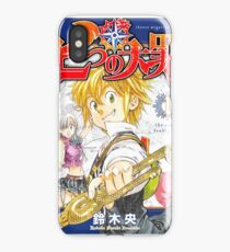 Seven Deadly Sins  iPhone Case/Skin