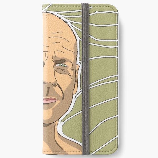 Bruce iPhone Wallet